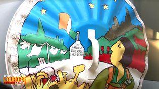 """Irlande du Nord : lemusée du Free Derry (""""Avenue de l'Europe"""") (FRANCE 3 / FRANCETV INFO)"""