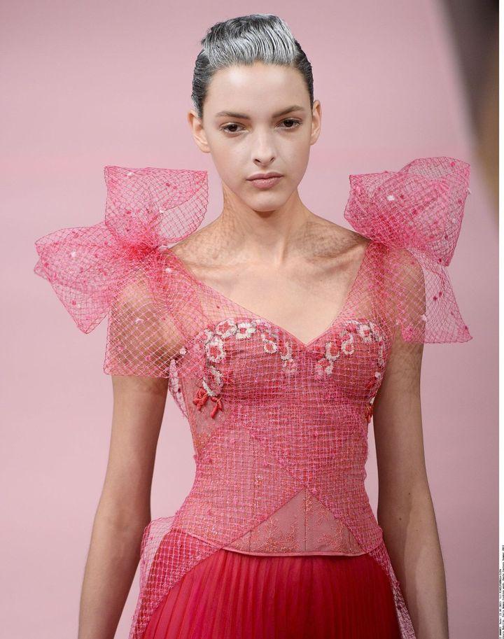 Une robe d'Alexis Mabille  (Sipa presse)