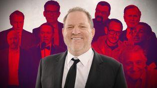 Depuis le début de l'affaire Weinstein, révélée le 5 octobre 2017, de nombreux hommes de pouvoir ont été accusés d'agression ou de harcèlement sexuel. (BAPTISTE BOYER)