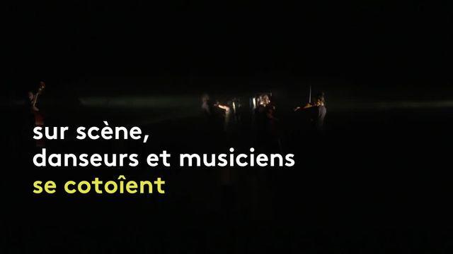 """Un an après, les danseurs du spectacle """"Un contre un"""" se retrouvent sur scène à Bordeaux"""