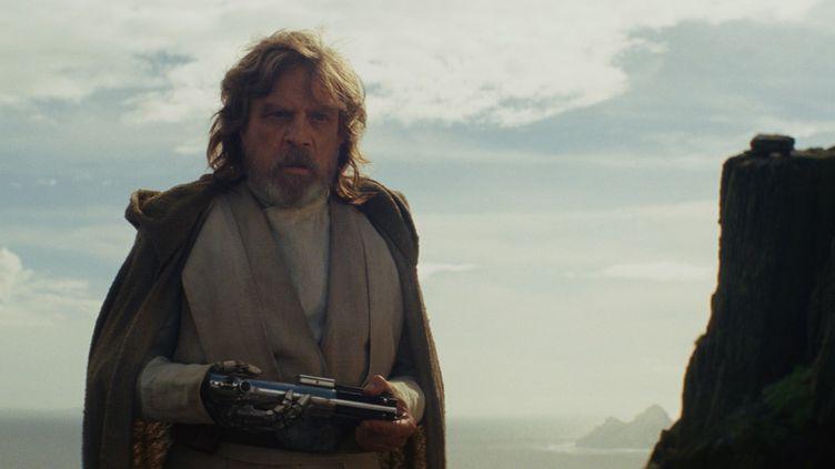 Mark Hamill dans Star Wars - Les Derniers Jedi  (Mark Hamill)