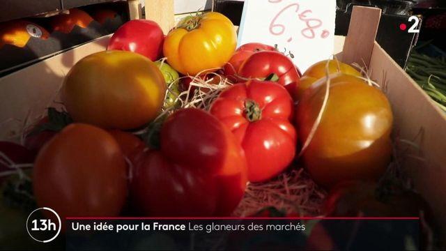 Nord : à Lille, les glaneurs des marchés récupèrent les invendus pour les plus démunis