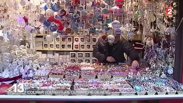 Attentats de Paris : les commerçants du marché de Noël de Colmar ont répondu présents