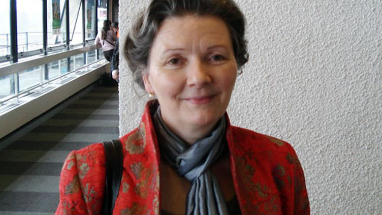 Elisabeth Mercier, directrice de l'Agence Bio (© Photo Ange Herrero Lucas)