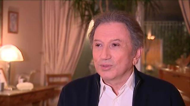 """VIDEO. Michel Drucker : """"Michel Delpech ne voulait pas que ses chansons tombent dans l'oubli"""""""
