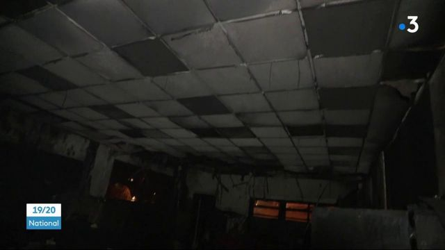 Lille : une école incendiée suscite une vive émotion dans la ville