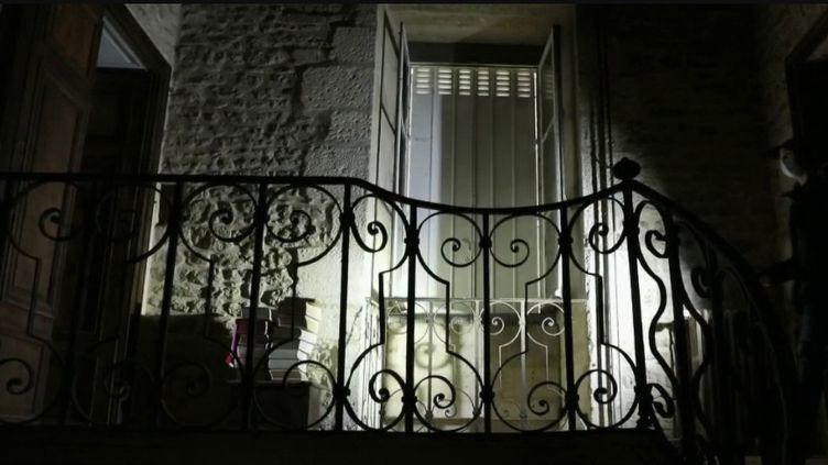 Urbex : les explorateurs des sites abandonnés (Capture d'écran France 2)