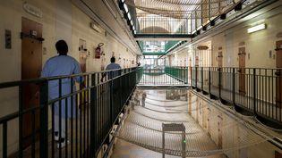 La prison de Fresnes (Val-de-Marne), le 3 juillet 2020. (JOEL SAGET / AFP)