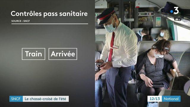 Trains : le chassé-croisé du pass sanitaire