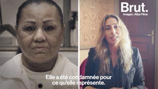 VIDEO. L'histoire de Melissa Lucio racontée par la réalisatrice Sabrina Van Tassel (BRUT)