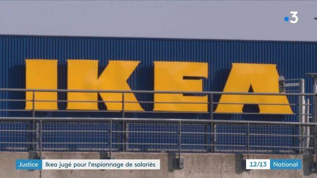 Justice : Ikea jugé pour avoir espionné ses salariés