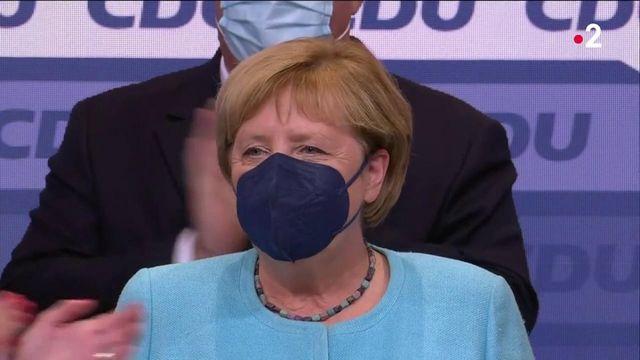 Législatives en Allemagne : match très serré pour la succession d'Angela Merkel