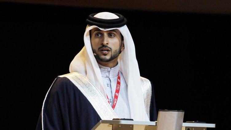 (Le Cheikh Nasser bin Hamad al-Khalifa, en 2011 © REUTERS / Hamad I Mohammed)