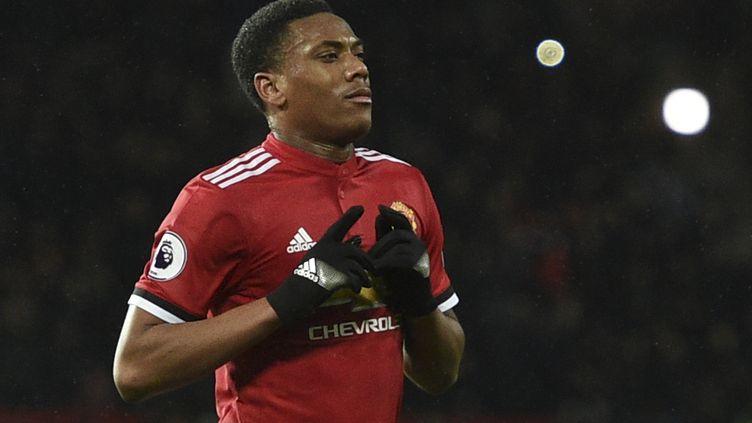 Anthony Martial (Manchester United) (OLI SCARFF / AFP)