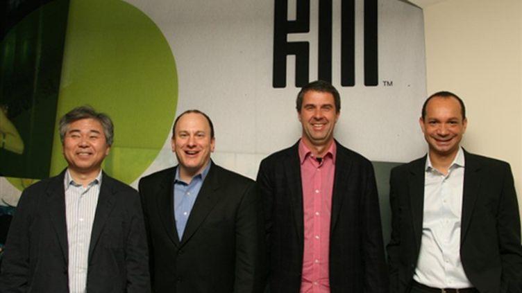 Le lancement du Kin, par Microsoft (AFP/LOU DEMATTEIS)