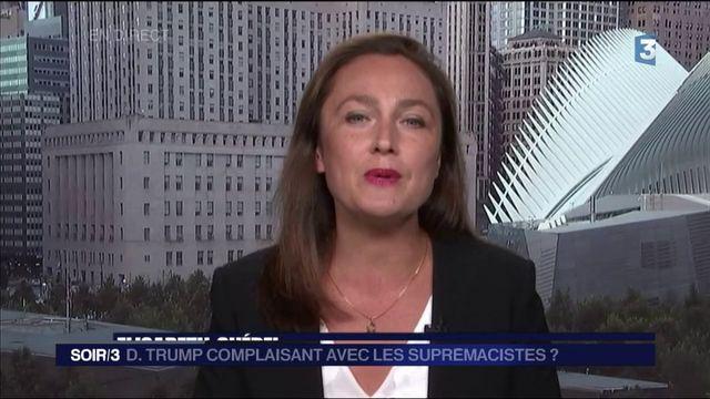 États-Unis : Donald Trump complaisant avec les suprémacistes ?