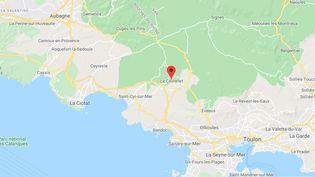 Le Castellet (Var) (GOOGLE MAPS)