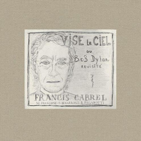 "La pochette de ""Vise le ciel"" de Francis Cabrel  (DR)"