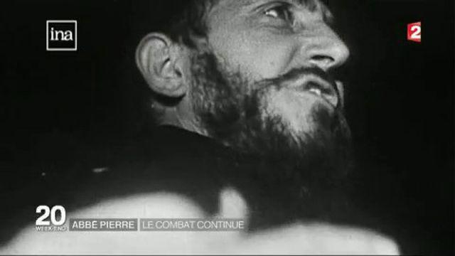 Abbé Pierre : journée d'hommage à Paris