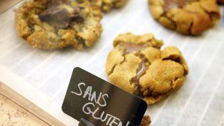 Biscuits sans gluten. (MAXPPP)