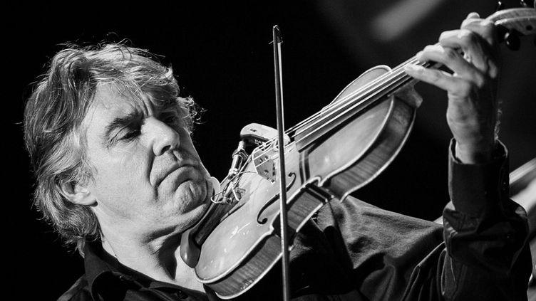 Didier Lockwood sur scène au festival de Montlouis-sur-Loire, le 15 septembre 2007  (Guillaume Souvant / Sipa)