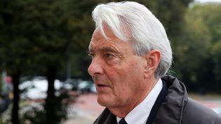 Depuis le lundi 18 octobre, David Handerson est jugé devant la Cour de Cardiff. (GEOFF CADDICK / AFP)