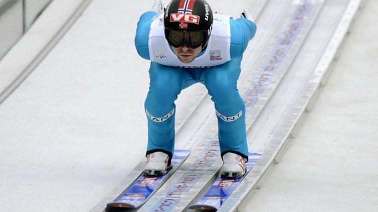 Le Norvégien Anders Jacobsen
