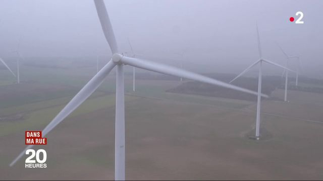 Énergie : les éoliennes de la discorde