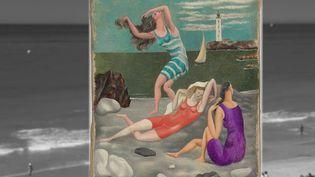 Art : la baigneuse, tout un symbole dans l'histoire de la peinture (FRANCE 2)