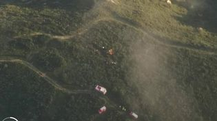 Accident d'hélicoptère (France 2)