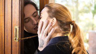 "Sergei Polunin et Laetitia Dosch dans ""Passion simple"" deDanielle Arbid (2021). (LES FILMS PELLEAS)"