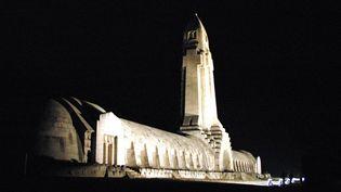 L'ossuaire de Douaumont (Meuse)  (THIBAUD OLIVIER/SIPA)