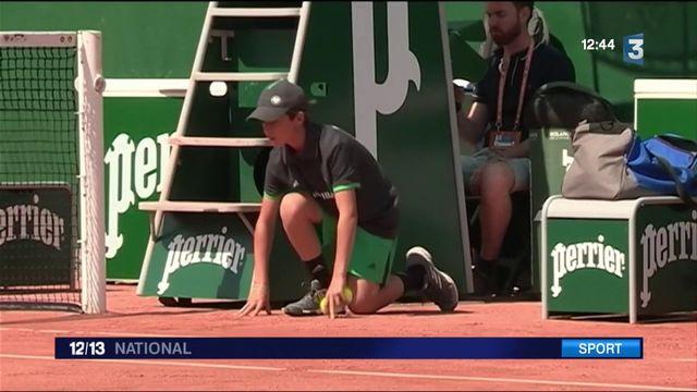 Roland-Garros : le quotidien des ramasseurs de balles