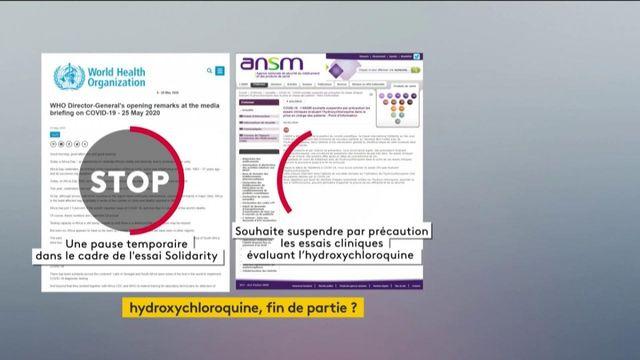 Coronavirus : fin de partie pour l'hydroxychloroquine ?
