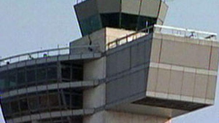 Tour de contrôle de l'aéroport John F. Kennedy à New York (France 2)