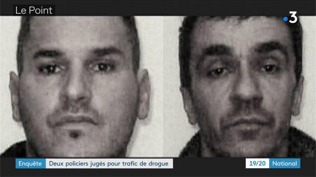 Justice : deux policiers condamnés à dix ans de prison