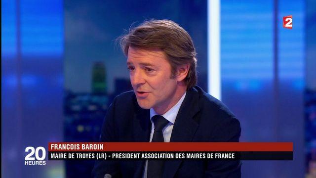 """François Baroin : """"Je ne veux plus de responsabilités partisanes"""""""