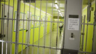 Le centre pénitentiaire de Mont-de-Marsan (Landes). (MAXPPP)