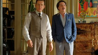 """""""Le Dindon"""", avec Dany Boon et Guillaume Gallienne, sort en salles mercredi 25 septembre. (Julien Panié / Pathé)"""