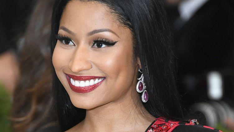 Nicki Minaj (1er mai 2017)  (Dia Dipasupil / GETTY IMAGES NORTH AMERICA / AFP)