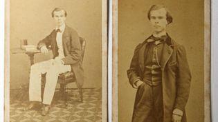 L'album, découvert le 20 octobre, contient notamment de rares photos de Paul Verlaine jeune. (De Pas Expertise)