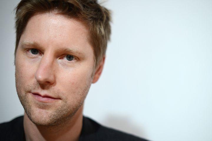 Le créateur britannique Christopher Bailey, en 2012  (BEN STANSALL / AFP)