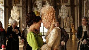 """Léa Seydoux et Diane Kuger dans """"Les adieux à la reine"""", Benoît Jacquot, Prix Louis-Delluc 2012  (Ad Vitam)"""