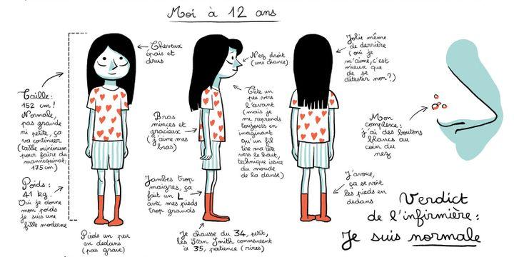 """""""Esther - Histoires de mes 12 ans"""" (Tome 3 - page 16)"""