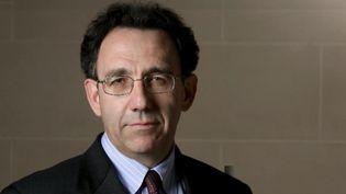 Le chef d'entreprise Gilles Gobin, deuxième patron le mieux payé de France. (FRANCE 2)