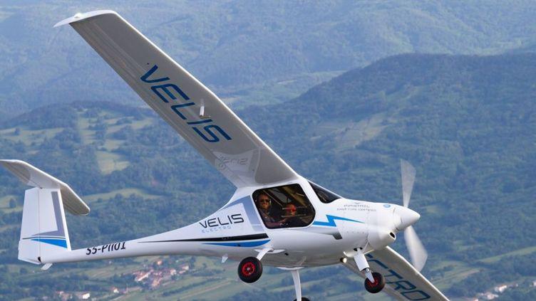 Le Velis Electro, un avion tout électrique certifié par l'EASA. (PIPISTREL AIRCRAFT)