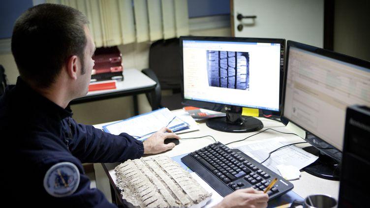 Selon la Cnil, les fichiers de police présentent de nombreux dysfonctionnement souvent dommageables aux personnes fichées. (AMELIE-BENOIST / BSIP / AFP)