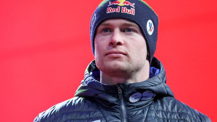 Le skieur français Alexis Pinturault (MICHAEL KAPPELER / DPA)