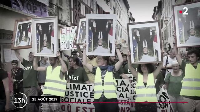 Portraits arrachés d'Emmanuel Macron : neuf personnes jugées