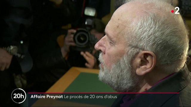 Procès du père Preynat : dix victimes sur le banc des parties civiles